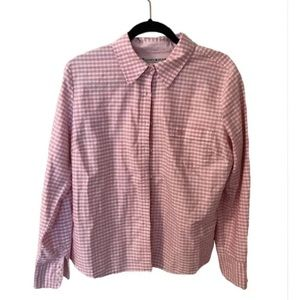 Tommy Hilfiger / Gingham Print Button Down